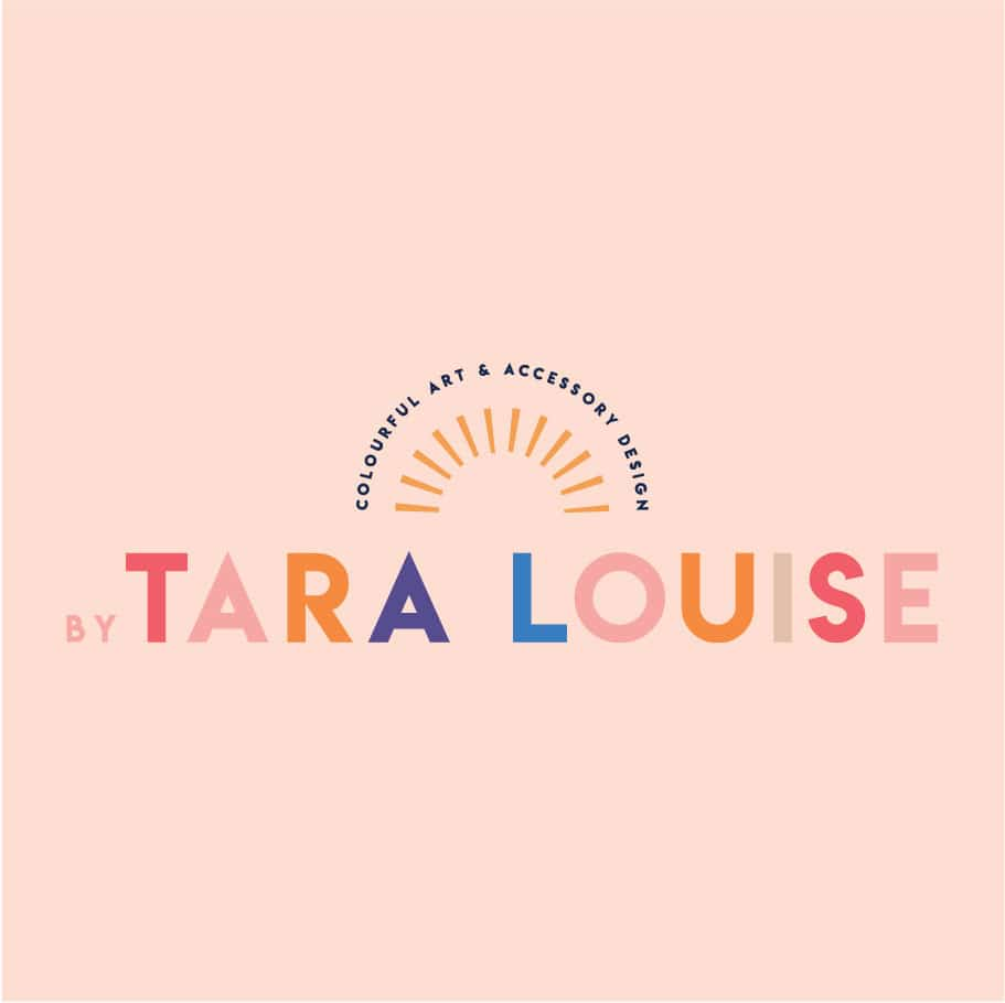 By Tara Louise branding design